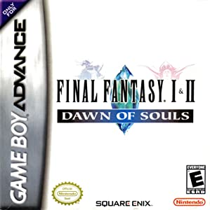ipod movie watching Final Fantasy I \u0026 II: Dawn of Souls by [DVDRip]