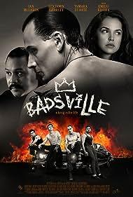 Emilio Rivera, Tamara Duarte, and Ian McLaren in Badsville (2017)
