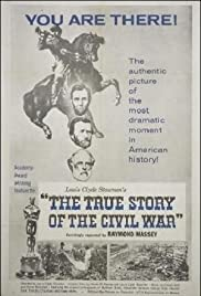The True Story of the Civil War Poster