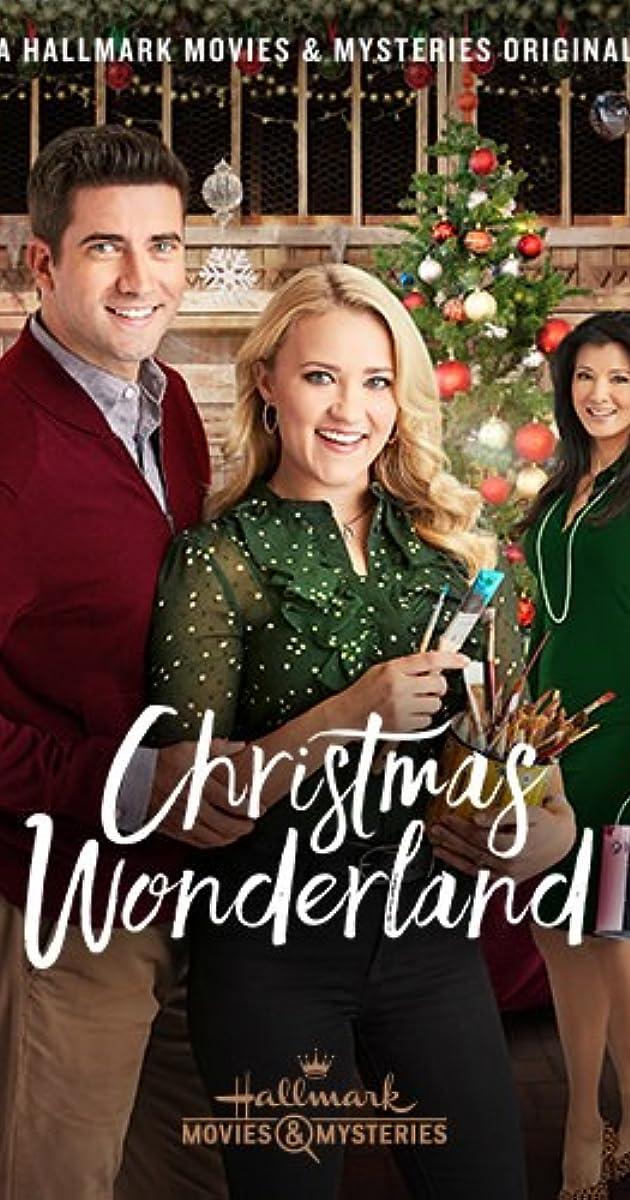 Christmas Wonderland 2020 Cast Christmas Wonderland (TV Movie 2018)   IMDb