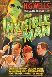 The Invisible Man (1933) 720p