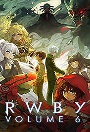 RWBY: Volume 6 Poster
