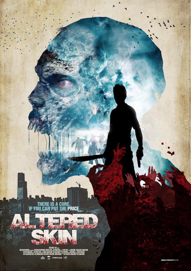 Altered Skin 2019 English 249MB HDRip ESub Download
