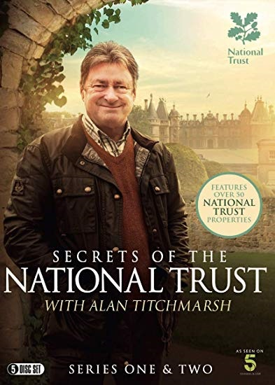 Alan Titchmarsh in Secrets of the National Trust with Alan Titchmarsh (2017)