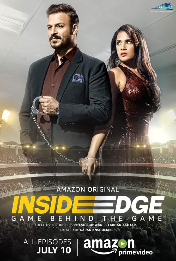 Inside Edge Complete Season 1 (Hindi)