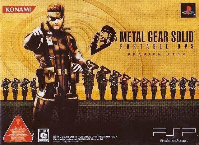 Metal Gear Solid Portable