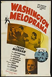 Washington Melodrama Poster