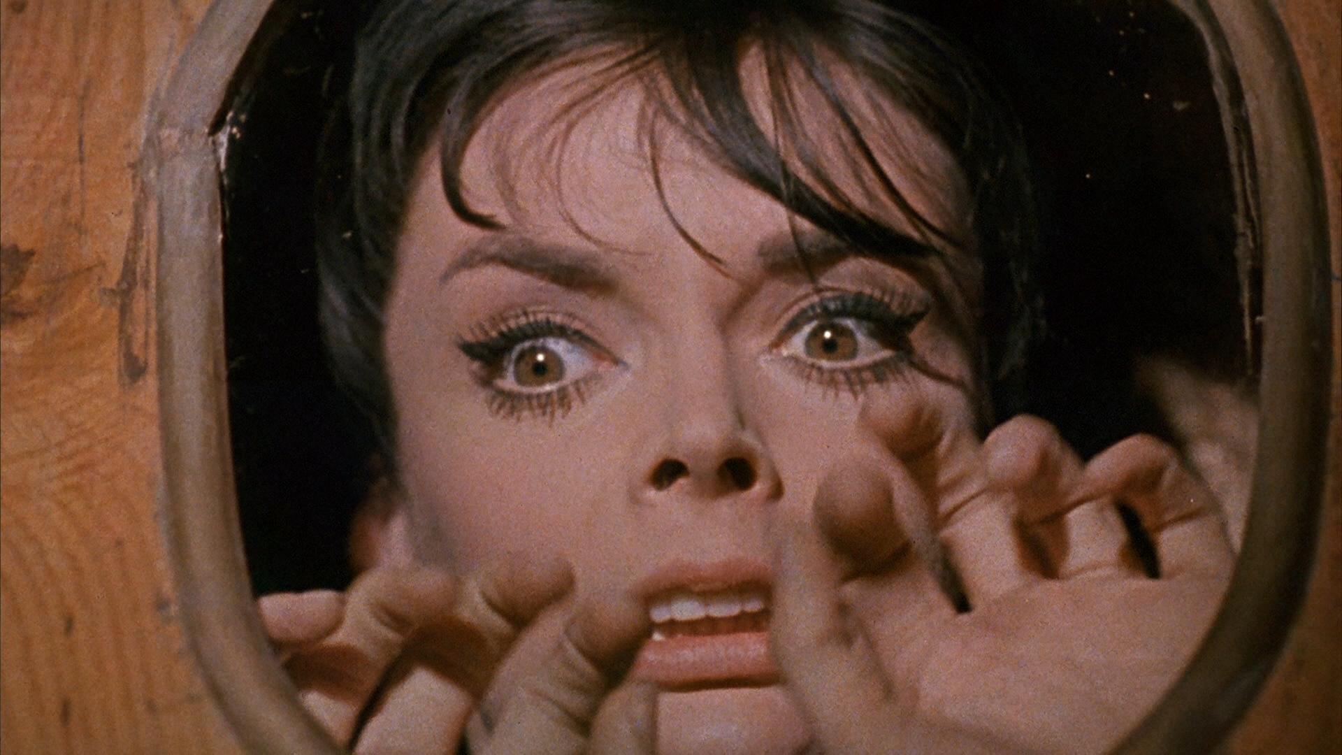 Barbara Steele in L'orribile segreto del Dr. Hichcock (1962)