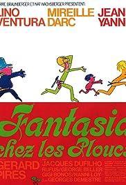 Fantasia chez les ploucs Poster