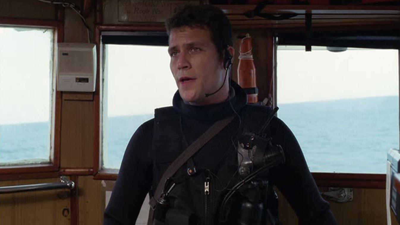 Matt Rippy in The Poseidon Adventure (2005)