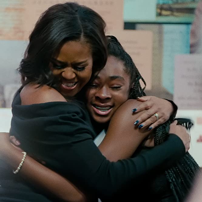 Michelle Obama in Becoming (2020)