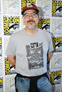 Greg Rucka Picture