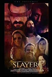 The Christ Slayer Poster