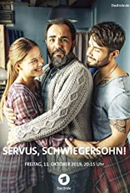 Adnan Maral, Lena Meckel, and Aram Arami in Servus, Schwiegersohn! (2019)