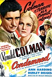 Condemned! (1929) Poster - Movie Forum, Cast, Reviews