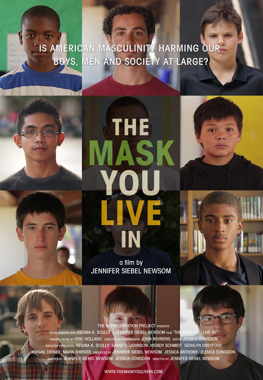 Maskeyle Yaşamak | The Mask You Live In Dublaj izle (2015)