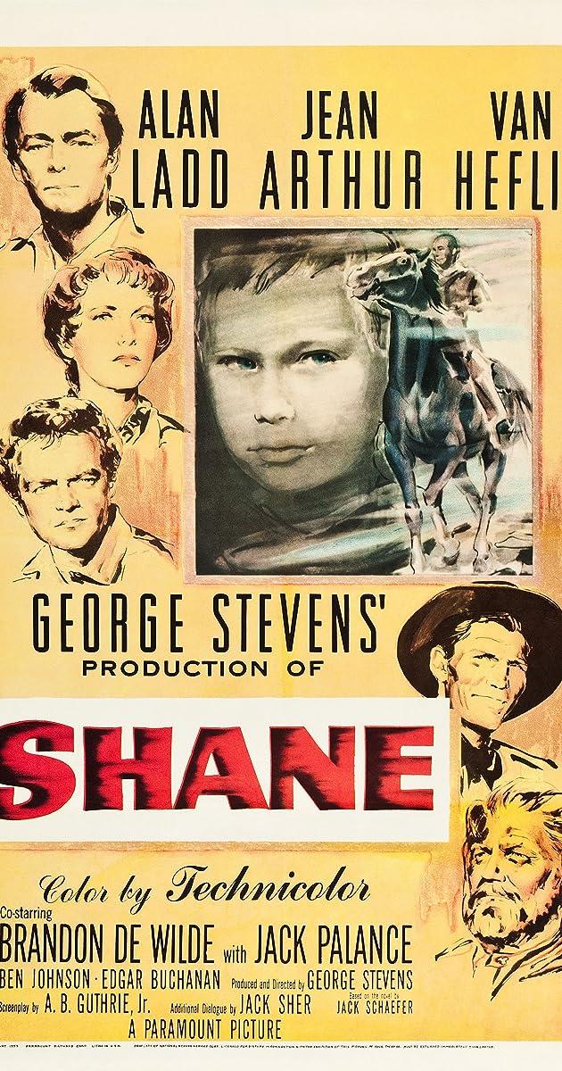 Subtitle of Shane