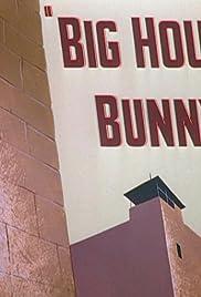 Big House Bunny Poster