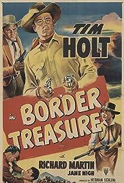 Border Treasure Poster