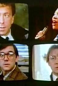 Steve Bisley, David Bamber, Dermot Crowley, and Dulice Liecier in Call Me Mister (1986)