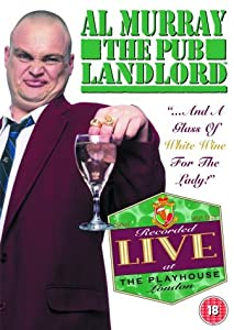 Watch online thriller english movies Al Murray: The Pub Landlord Live - A Glass of White Wine for the Lady by [DVDRip]