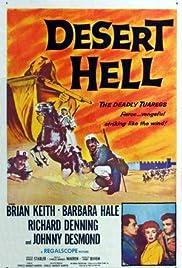 Desert Hell Poster