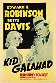 Kid Galahad (1937) with English Subtitles on DVD on DVD