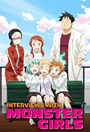 Interviews with Monster Girls Poster
