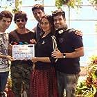 Shah Rukh Khan, Abhay Chopra, Sidharth Malhotra, and Sonakshi Sinha in Ittefaq (2017)