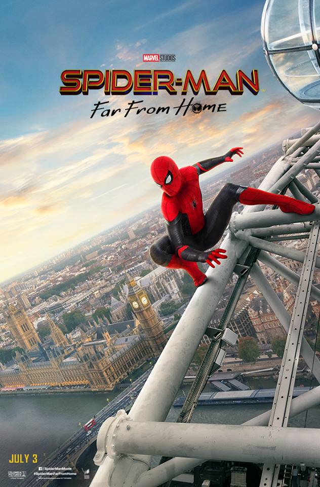 Spider-Man Far from Home (2020) Bengali Dubbed 720p BluRay x264 800MB ESub