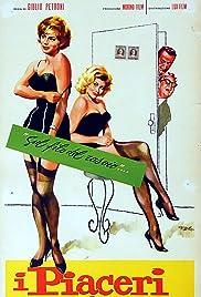 I piaceri dello scapolo Poster
