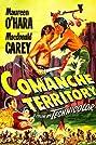 Comanche Territory (1950) Poster
