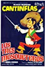 The Three Musketeers (1942) Poster