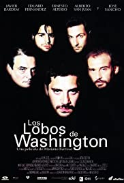 Los lobos de Washington Poster