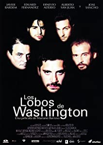 Los lobos de Washington David Serrano