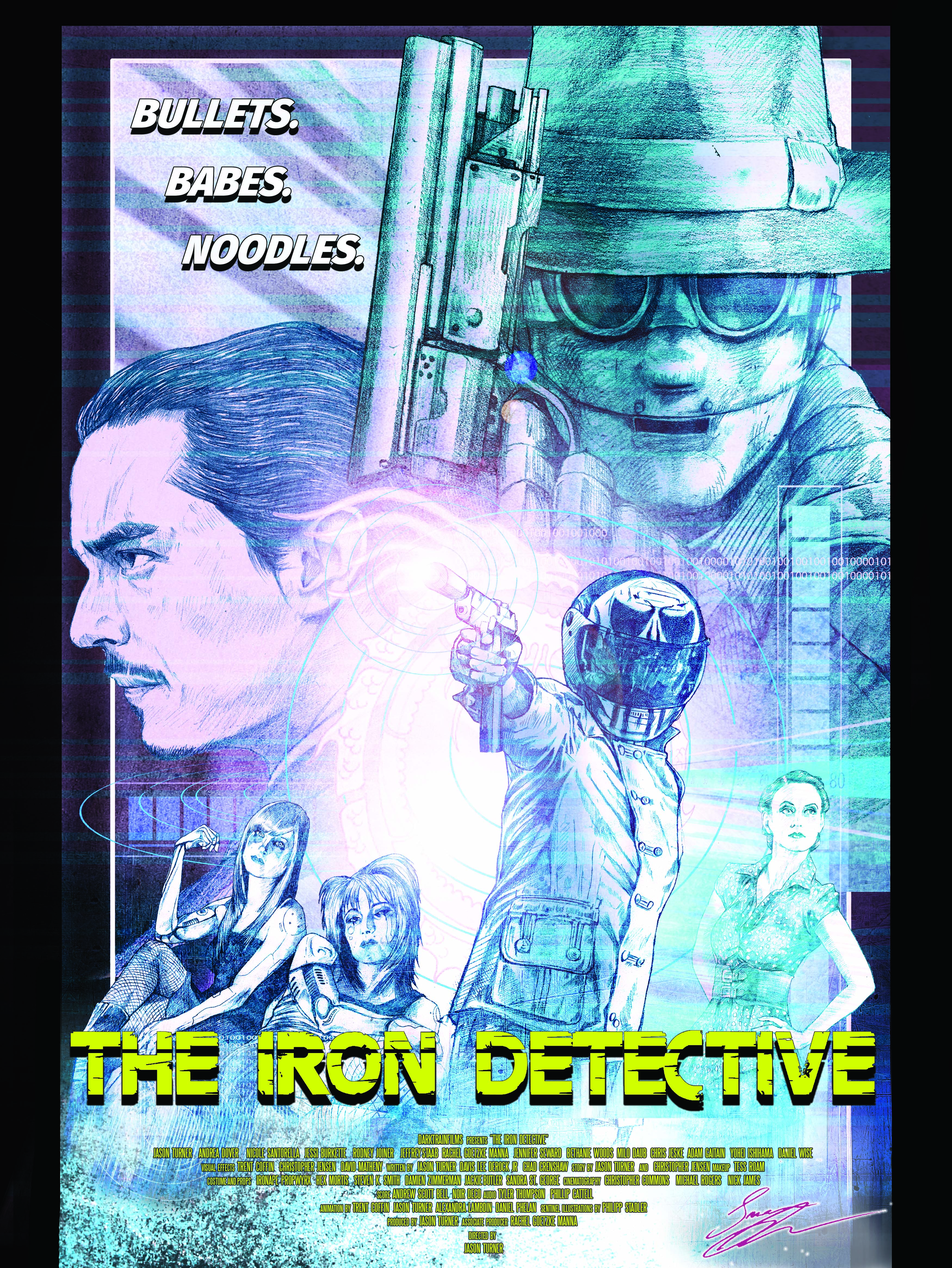 The Iron Detective: Bitter Heart