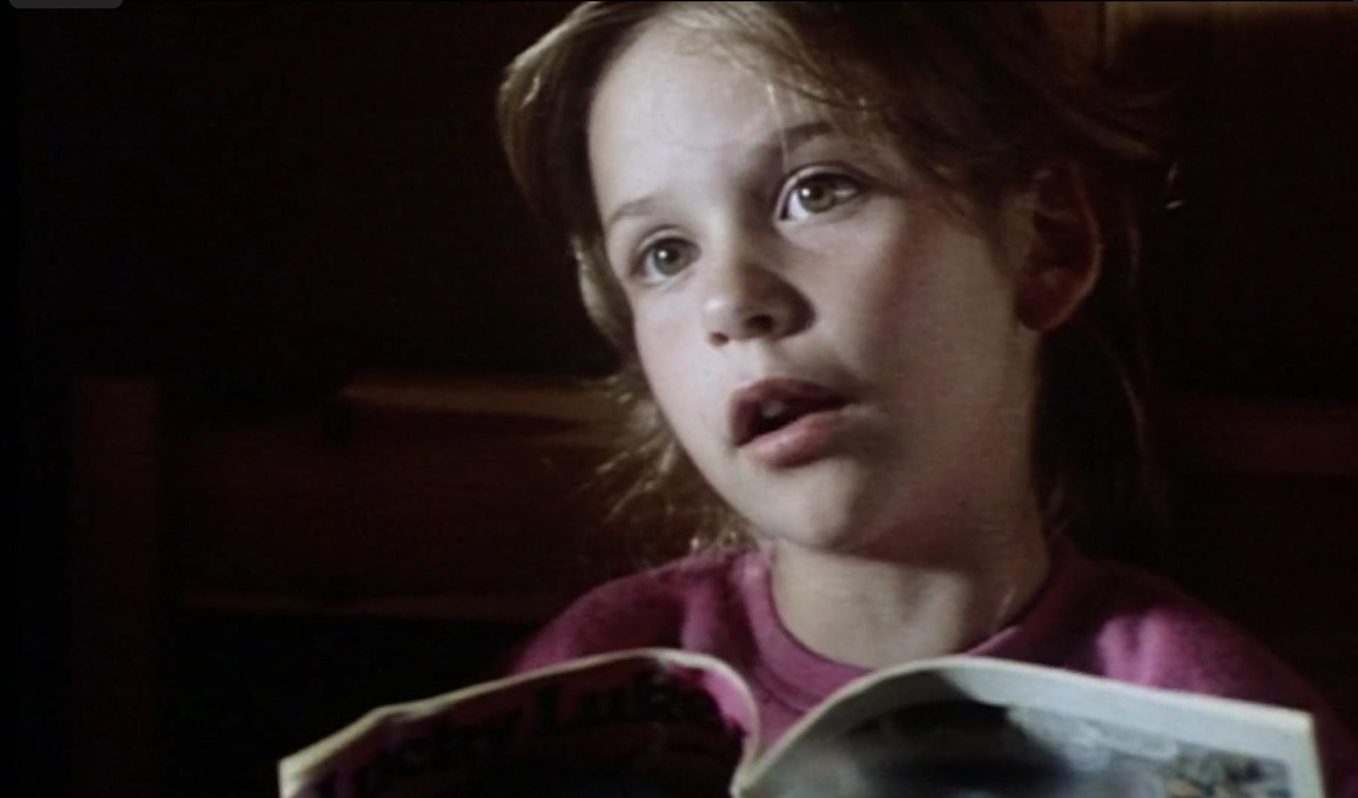 Amalie Ihle Alstrup in Miraklet i Valby (1989)