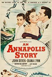 An Annapolis Story(1955) Poster - Movie Forum, Cast, Reviews