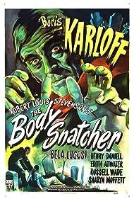 Boris Karloff in The Body Snatcher (1945)