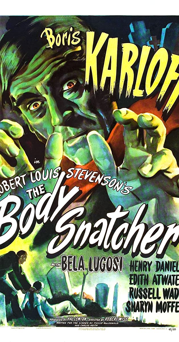 The Body Snatcher (1945) Subtitles