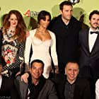 Fernando Gil, Alejo Sauras, Pepa Charro, Ana Polvorosa, Julián López, Nacho G. Velilla, Luis Fernández, Javier Mora, and Mariam Hernández in Fenómenos (2012)