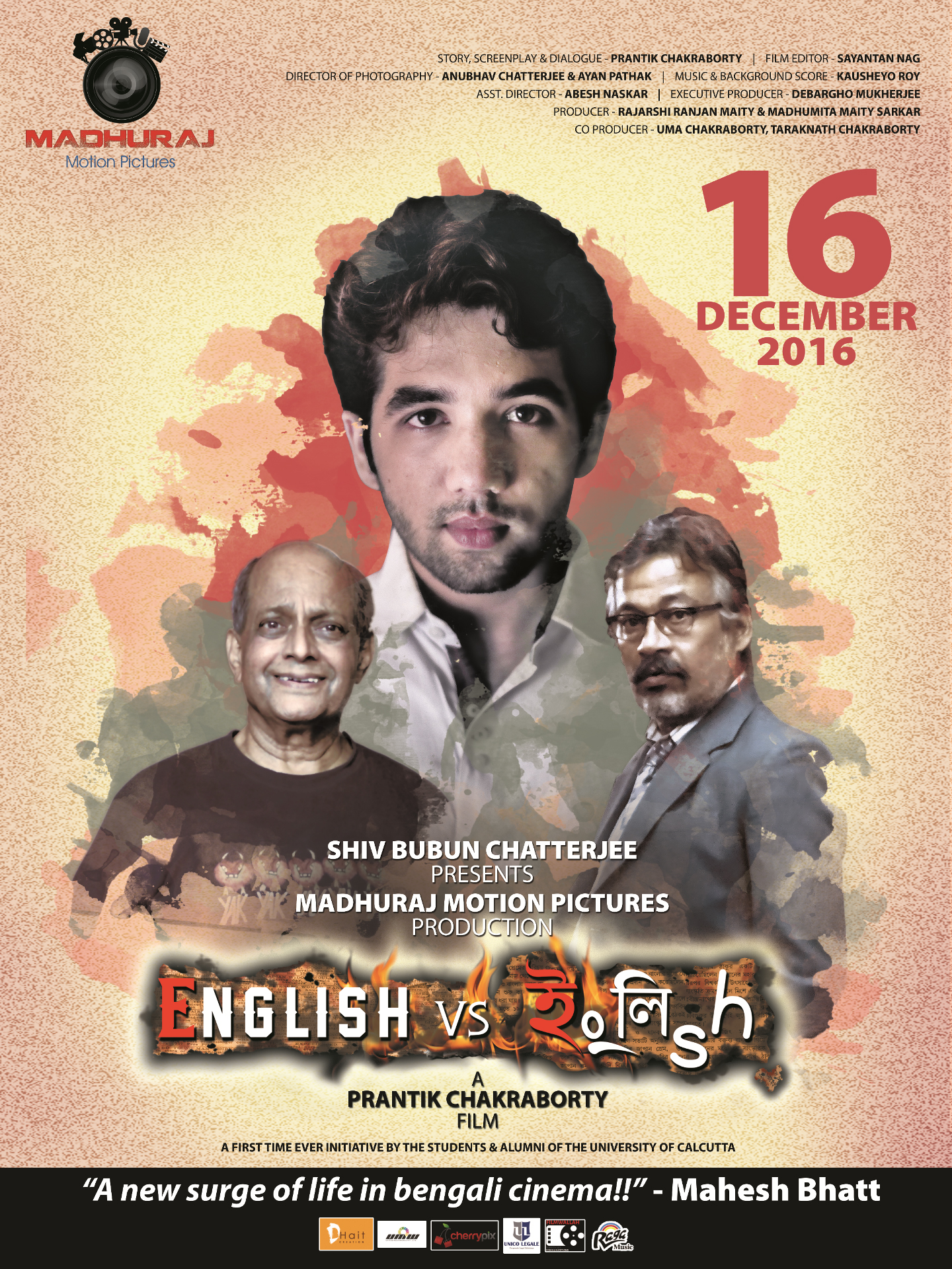 English vs English 2021 Bengali Full Movie 720p HDRip 900MB Download