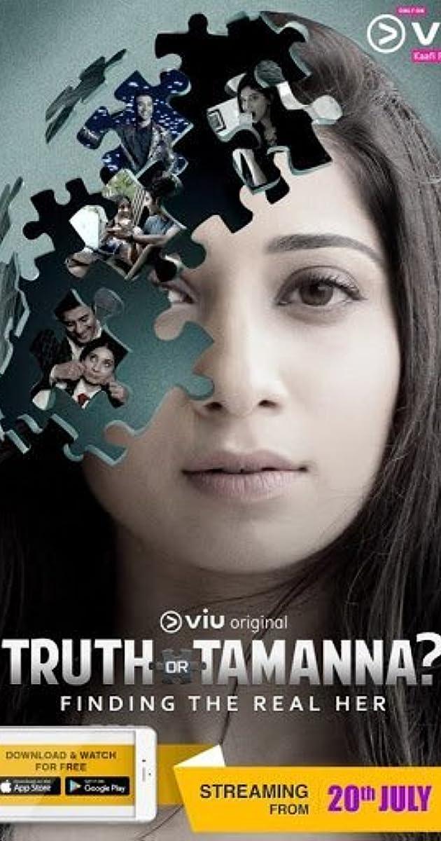Truth or Tamanna? (TV Mini-Series 2018) - IMDb
