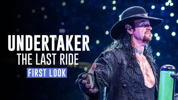 Mark Calaway in Undertaker: The Last Ride: First Look (2020)