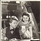 Mickey Rooney and Virginia Weidler in Young Tom Edison (1940)