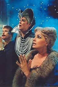 Bozidara Turzonovová, Marcel Ochranek, and Eva Pavlíková in Adam Sangala (2005)