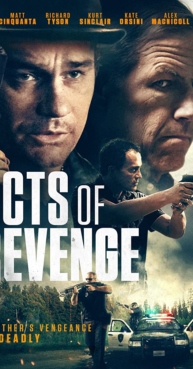 Acts of Revenge (2021) Bengali Dubbed (Voice Over) BluRay 720p [Full Movie] 1XBET