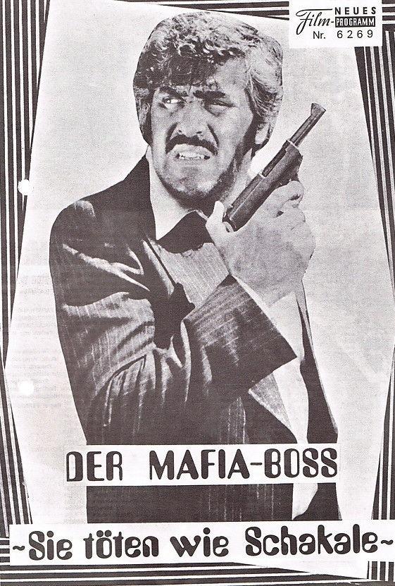Mario Adorf in La mala ordina (1972)