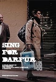 Sing for Darfur Poster