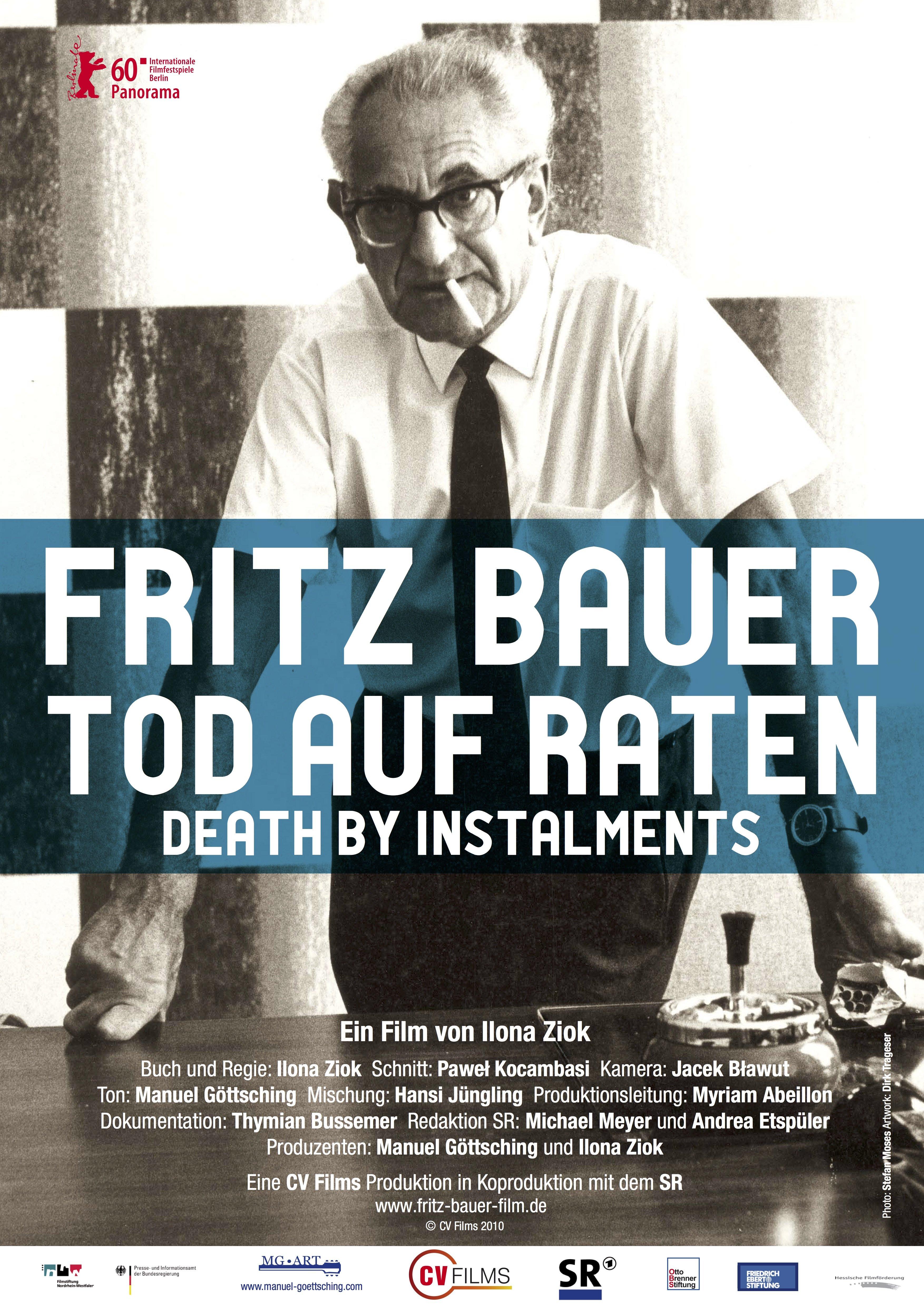 Fritz Bauer - Tod auf Raten (2010)